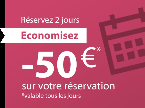 Offre réduction tarif 2 jours réservation appartement privé de luxe appartspa21 Dijon